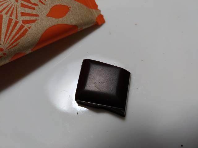 明治 THE chocolate ドーム型