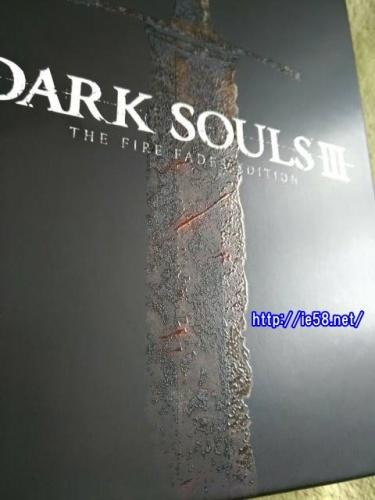 dark souls3 完全版 初回限定盤