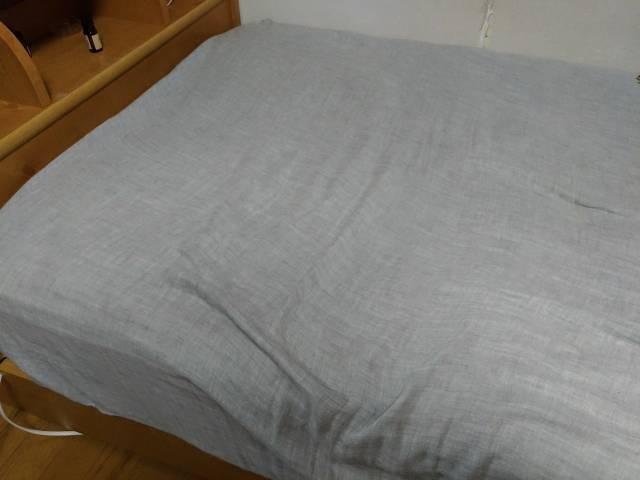 ニトリ シーツ 綿100