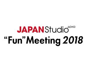 """JAPAN Studio """"Fun"""" Meeting 2018"""