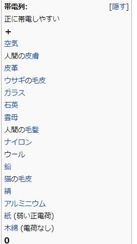 摩擦帯電wiki